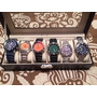 (clubhouse44) Caja Relojes Rolex Tag Longines Omega