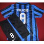Conjuntos Futbol Inter 2016 Palacio Originales Nuevos