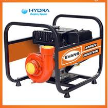 Equipo De Riego Industrial A Gasolina,motor Thunder De 15 Hp