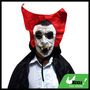 Nuevo Infierno Mal Locura Zombie Halloween Máscara Cabo