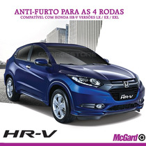 Kit Anti-furto Mcgard P/ Rodas Originais Honda Hr-v E Outros