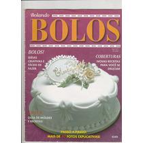 Revista De Receitas Bolando Bolos - Marcela Sanches N 7 - Ax