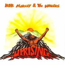 Lp Uprising Bob Marley 180g Lacrado Redemption Song
