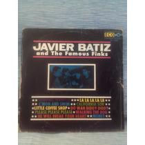 Album Homonimo Lp Nacional Javier Batiz And The Famous Finks