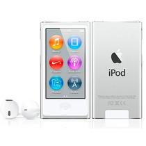 Ipod Nano Apple Md480bz/a / 16gb / Prata