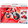 Educando Meccano Junior Motocicleta 150 Pzs Armar Construcc