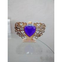 Envases Corazón Ideal Souvenir Perfumes Esencias Difusor Arb