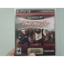 Devil May Cry Hd Collection Ps3 Nuevo Y Sellado.
