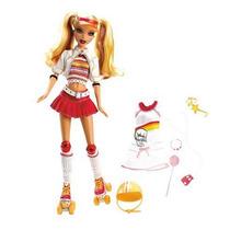 Mis Rollergirls Scene Barbie: Kennedy