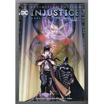 Injustice Gods Among Us - Año 3 - V 1 - Dc Comics - Televisa