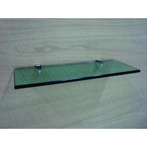 Prateleira De Vidro 50x20 Vidro Verde Lapidado 10mm