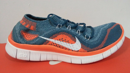 Tenis Nike Free Flyknit 5.0 , 3 Mx 100% Originales - $ 1,640.00 en Mercado  Libre
