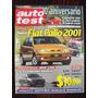 Auto Test 120 10/00 Fiat Palio Bmw 530d Ford Focus Clx 1.8