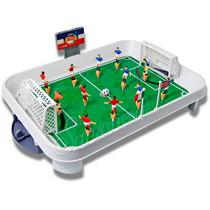 Futbol De Mesa Para Niños 12 Jugadores Con Marcador De Goles