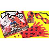 Disfraz Prodigiosas Ladybug Miraculous