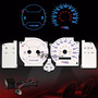 Tablero Iluminado Indiglow Toyota Corolla 98 99 00 01 2002