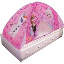 Frozen Tienda De Campaña Elsa Y Anna 2 En 1 Cama O Piso