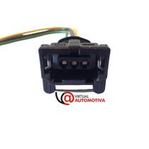 Chicote Plug Conector Sensor Velocidade Gol/santana/parati