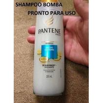 Shampoo Bomba 200ml Crescimento De Cabelo Cresce Ate 6cm Mes