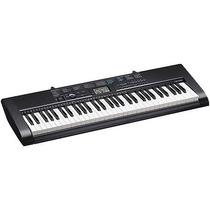 Teclado Musical Digital Ctk-1200, 61 Teclas,100 Timbres,100