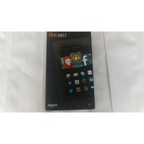 Tableta Amazon Fire Hd 7 Kindle Wifi 8gb Quadcore 2 Camaras