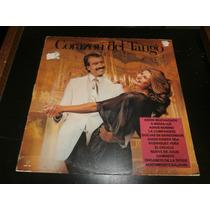 Lp Corazon Del Tango, Diversos, Disco Vinil, Ano 1987