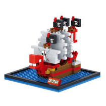 Barco Red Force - One Piece Miniblocks