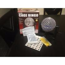 Juego Familiar De Bingo De Bolita