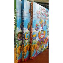 Kinder Creativo Talleres Didácticos 3 Tomos Gil Editores2001
