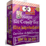 Kit Imprimible Empresarial Oro + Candy Bar + Actualizaciones