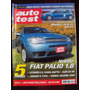 Auto Test 163 Fiat Palio 1.8 Citroen C3 Audi S4 V8