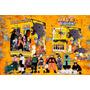Naruto Shippuden Saga Completa + Brindes + Frete Gratis