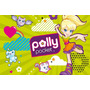 Painel Decorativo Festa Infantil Polly Pocket (mod2)
