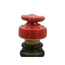 Tapon De Botella De Vino Ceramica Corcho Diseño Belafonte