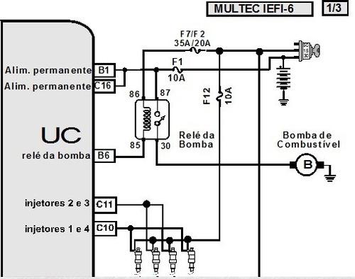 Diagramas Electricos Automotrices Automotriz Electricidad ...