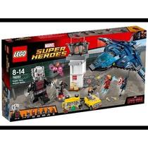 Lego Avengers 76051 Super Hero Airport Battle Nuevo En Stock