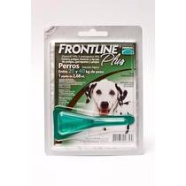 Desparasitante Frontline Plus 20-40kgs Merial Perro Mascota