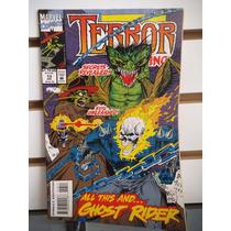 Terror Inc Ghost Rider 13 Marvel Comics En Ingles