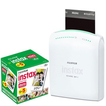 Fujifilm Instax Share Sp-1 Impresora 5 Pack Papel Impresión