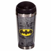 Copo Térmico Batman Homem Morcego Dc Comics Licenciado