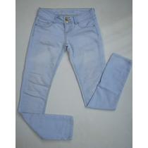 Jeans Foster Pitillo -36 Elasticado