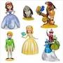 Princesa Sofia Disney X 6 Minifiguras Ideal Tortas