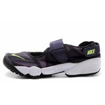 Zapatillas Nike Air Rift, Pesuñas, Mujer En Caja + Medias!