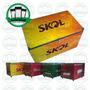Caixa Térmica 60 Litros Personalizada Com Dreno E Rodinhas