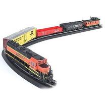 Bachmann Rail Jefe Ready To Run Eléctrico Set De Tren - Ho E