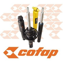 Kit 2 Amortecedor Traseiro Cofap + Batente Tempra 2.0 98 99