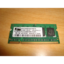 Memoria Ddr2 512mb Para Laptop Usada *oferta*