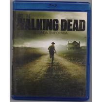 The Walking Dead Temporada 2 Serie Semi Nueva Blu-ray