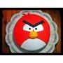 Tortas Y Cupcakes De Angry Birds
