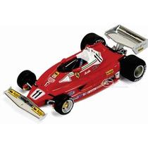 Panini 13 Coleccion Ferrari 312 T2 Niki Lauda ´77 1/43 Error